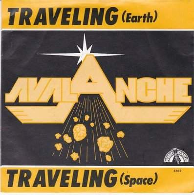 Avalanche - Traveling + (Instrumental) (Vinylsingle)