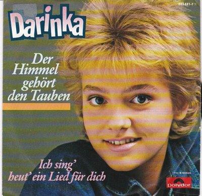 Darinka - Der himmel gehort den tauben + Ich sing heut ein lied fur dich (Vinylsingle)