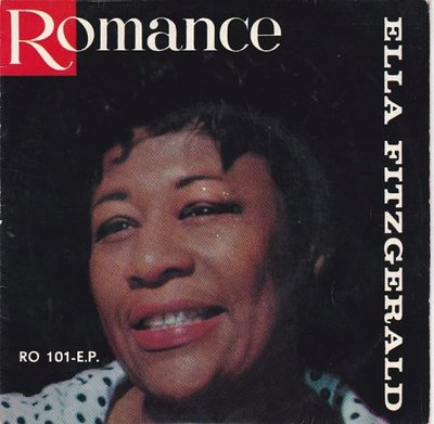 Ella Fitzgerald - The lasy is a tramp (Vinylsingle)