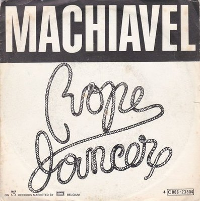machiavel - Rope Dancer + After The Crop (Edited Version) (Vinylsingle)