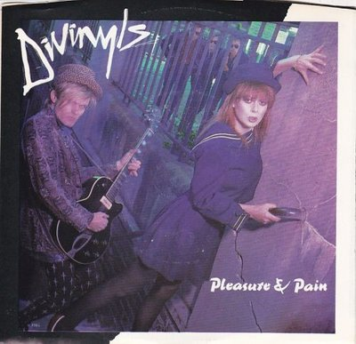 Divinyls - Pleasure & Pain + Heart Telegraph (Vinylsingle)