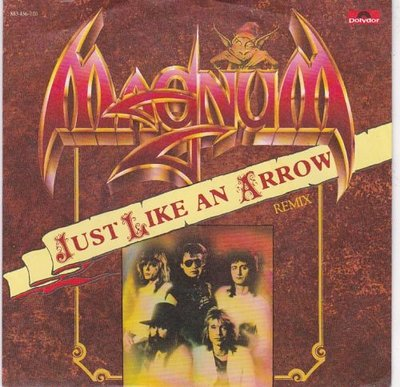 Magnum - Just Like An Arrow (Remix) + Before First Light (Vinylsingle)