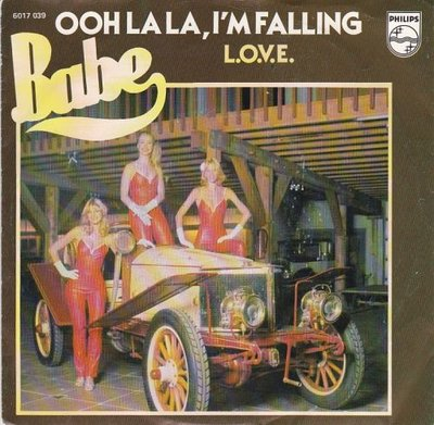 Babe - Ooh la la. I'm falling + LOVE (Vinylsingle)