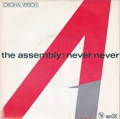Assembly - Never never + Stop start (Vinylsingle)