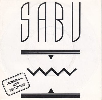 Sabu - Angelina + Heartbreak (Vinylsingle)