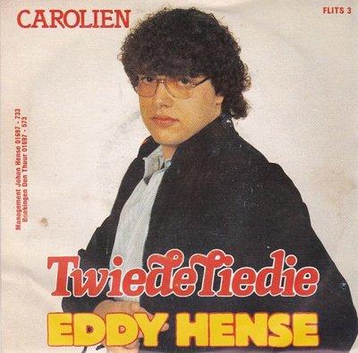 Eddy Hense - Twiedeliedie + Carolien (Vinylsingle)