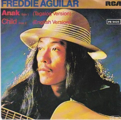 Freddie Aguilar - Anak + Child (Vinylsingle)