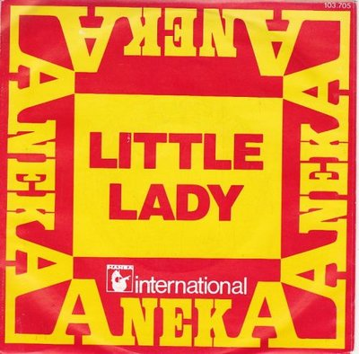 Aneka - Little lady + Chasing dreams (Vinylsingle)
