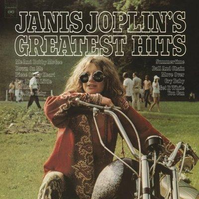 JANIS JOPLIN - GREATEST HITS (Vinyl LP)