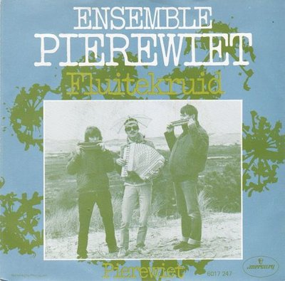Ensemble Pierewiet - Fluitekruid + Pierewiet (Vinylsingle)