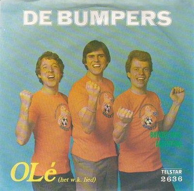 Bumpers - Ole + Buenos dias Argentina (Vinylsingle)