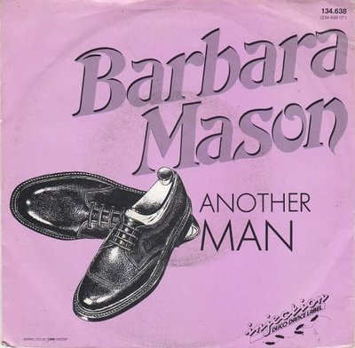Barbara Mason - Another Man + (Rap Version) (Vinylsingle)