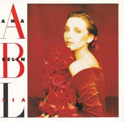 Ana Belen - Lia (Bolero) + Baja La Luna Por Mi (Vinylsingle)