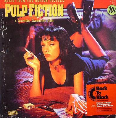 SOUNDTRACK - PULP FICTION (Vinyl LP)