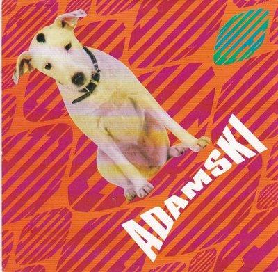 Adamski - Killer + Bass line changed my life (Vinylsingle)