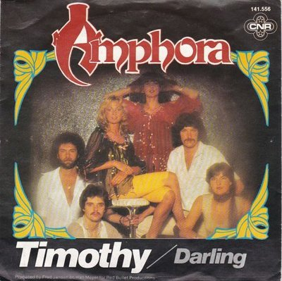 Amphora - Timothy + Darling (Vinylsingle)
