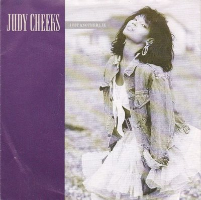 Judy Cheeks - Just Another Lie + I'll Be Waiting (Vinylsingle)