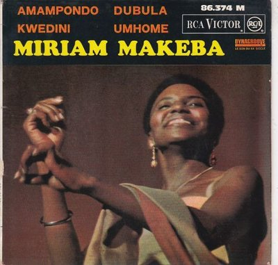Miriam Makeba - Amampondo (EP) (Vinylsingle)