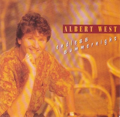 Albert West   - Endless summernight + Dancing in the moonlight (Vinylsingle)