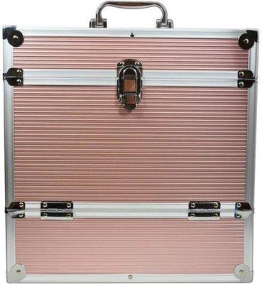 LP Flightcase Rose voor 40 platen - per stuk