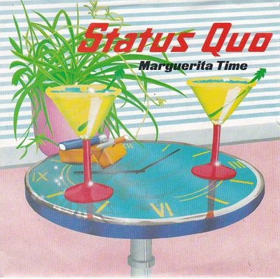 Status Quo - Marguerita time + Resurrection (Vinylsingle)