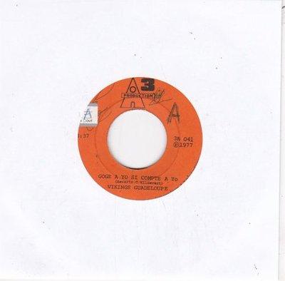 Vikings Guadeloupe - Payez Impots + Goge A Yo Si Compte A Yo (Vinylsingle)