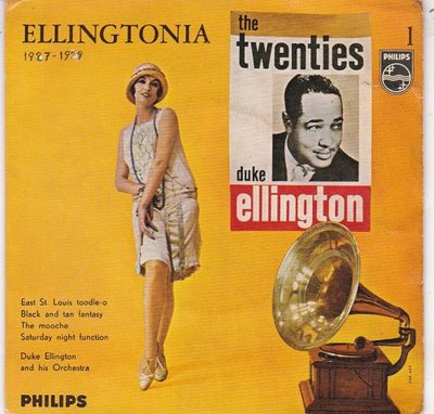 Duke Ellington - Ellingtonia vol. 1 (EP) (Vinylsingle)