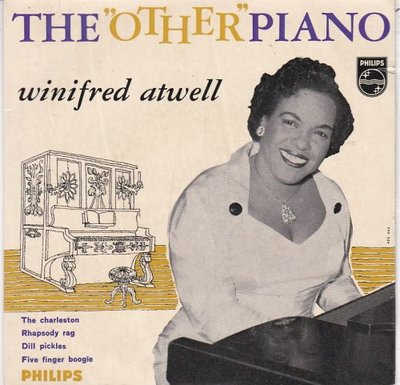 Winifred Atwell - The other Piano (EP) (Vinylsingle)