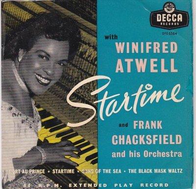 Winifred Atwell - Startime (EP) (Vinylsingle)