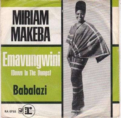 Miriam Makeba - Emavungwini + Babalazi (Vinylsingle)
