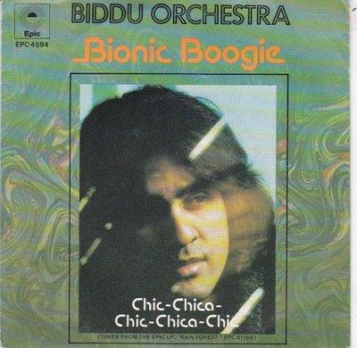 Biddu Orchestra - Bionic Boogie + Chic-Chica-Chic-Chica-Chic (Vinylsingle)
