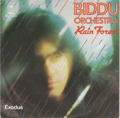 Biddu Orchestra - Rain Forest + Exodus (Vinylsingle)