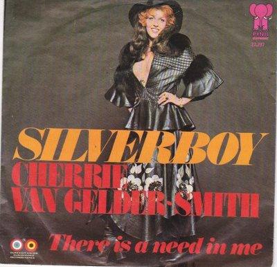 Cherrie van gelder-Smith - Silverboy + There is a need in me (Vinylsingle)