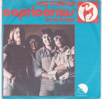 Capricornus - My mama + Try to forget (Vinylsingle)