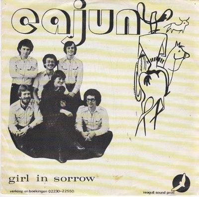 Cajun - Girl In Sorrow + Francois Et Antoinnette (Vinylsingle)
