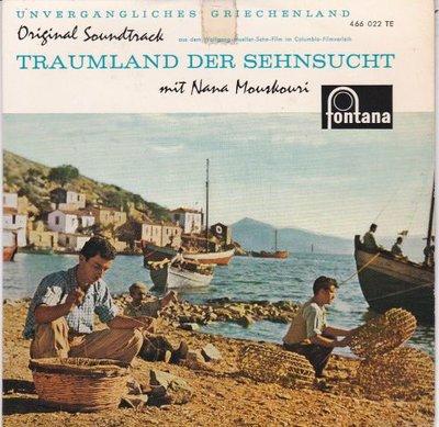 Nana Mouskouri - Traumland Der Sehnsucht (EP) (Vinylsingle)