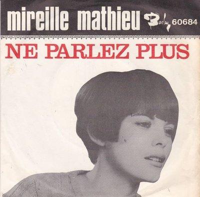 Mireille Mathieu - C'Est Ton Nom + Ne Parlez Plus (Vinylsingle)