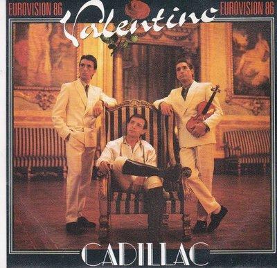 Cadillac - Valentino + Tahit¡ (Vinylsingle)