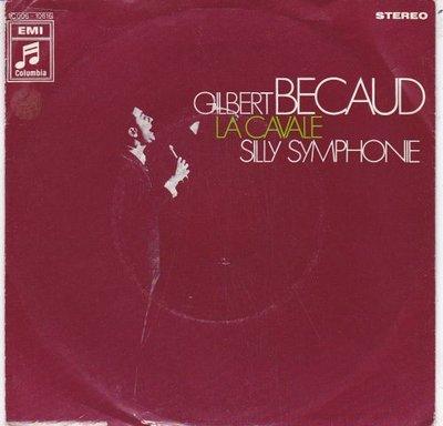Gilbert Becaud - La grocce noce + Le jugement dernier (Vinylsingle)