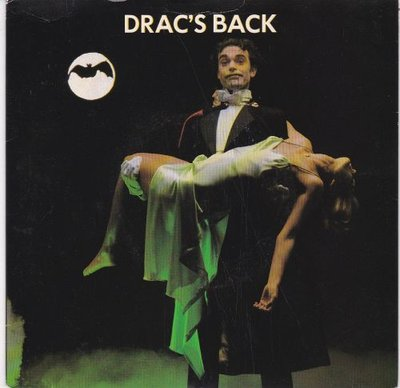 Andy Forray - Drac's Back + Carry On Sharon (Vinylsingle)