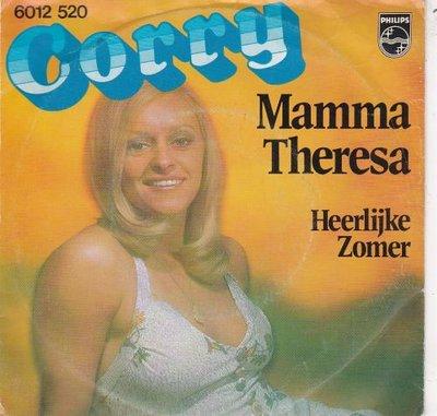 Corry - Mamma Thereza + Heerlijke zomer (Vinylsingle)
