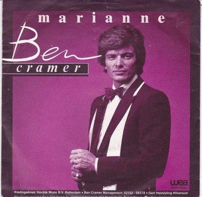 Ben Cramer - Marianne + Retour (Vinylsingle)