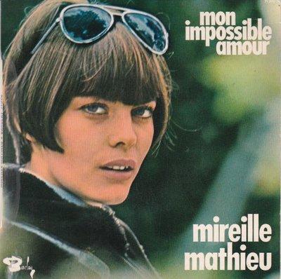 Mireille Mathieu - Mon Impossible Amour (EP) (Vinylsingle)