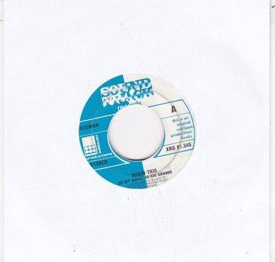 Busijo Trio - Er Zit Schot In Rio Grande + Op Een Markt In de Sahel (Vinylsingle)