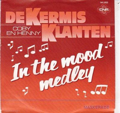 Kermisklanten - Maskerade + In The Mood Medley (Vinylsingle)