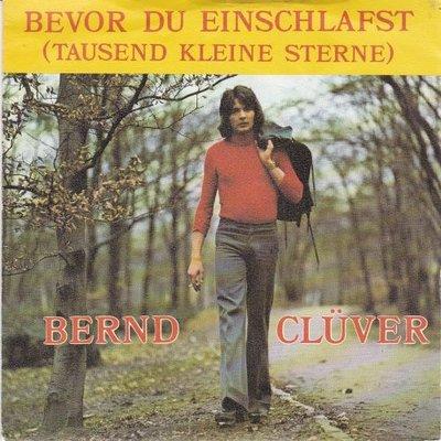 Bernd Cluver - Bevor du einschlafst + Geben ist das schonst (Vinylsingle)