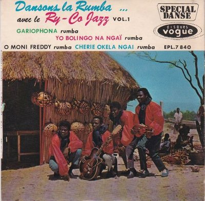 Le Ry-Co Jazz - Dansons La Rumba (EP) (Vinylsingle)