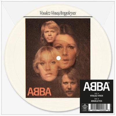 Abba - Voulez-Vous + Angeleyes (Vinylsingle)