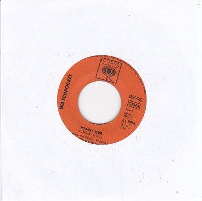 Watchpocket - Mammy Blue + Relate (Vinylsingle)