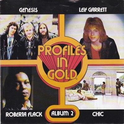 Various - Profiles in gold (Vinylsingle)